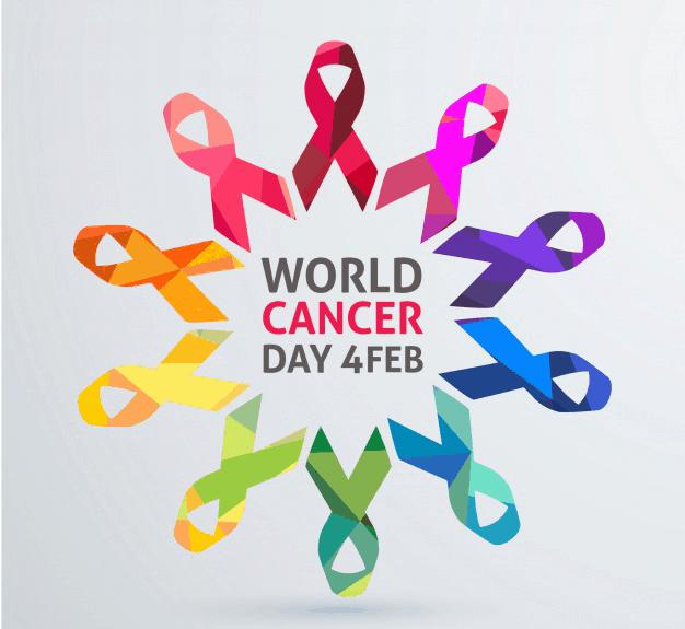 World Cancer Day Feb 4